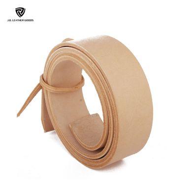 DIY Men Leather Belt