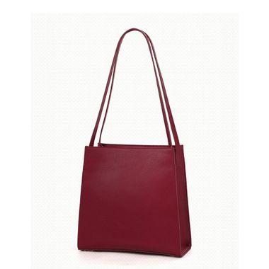 Large Capacity Genuine Leather Brands Ladies Handbags