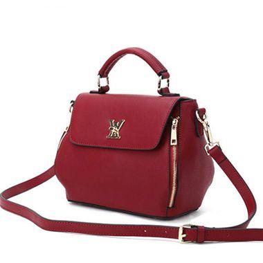 Women Genuine Leather Shoulder Bag Handbag