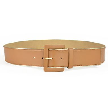PU Wide Belt for Women