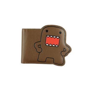 Lovely Domo Plush Shaped Bifold Wallet