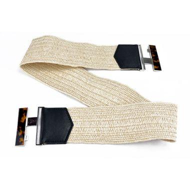 Women Wide Elastic Belt