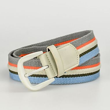 Fashion Handmade Fabric Belt for Men