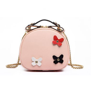 Fashion Cute Girls Crossbody Bag Eco-friendly PU Kids Handbag