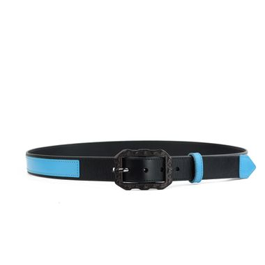 Black PU Belt for Women
