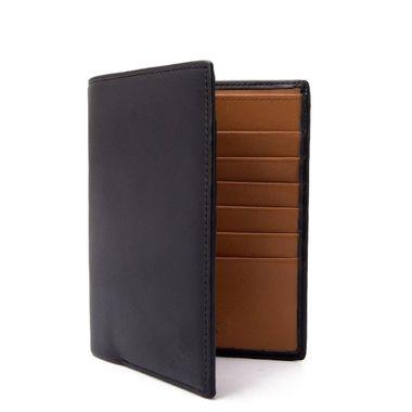 Men Leather Passport Holder Wallet