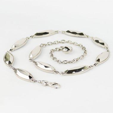 Women Nickel-Free Metal Belt