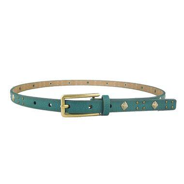 Woman PU Belt with Studs