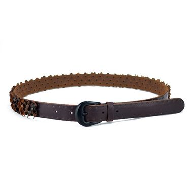 Buffalo Leather Belt for Women