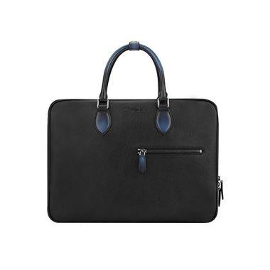 Men Business Laptop Briefcase Leather Handbags