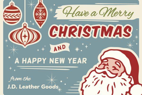 J.D. Cambodia handbag factory staff wish you a Merry Christmas